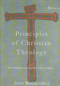 John Macquarrie, Principles of Christian Theology