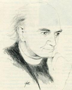 John Macquarrie by Deborah Yetter