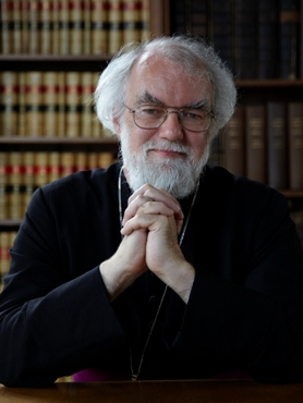 Dr Rowan Williams, ret. Archbishop of Canterbury